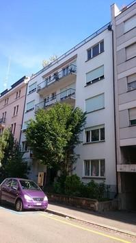 Moderne, sanierte Wohnung Nähe Messe Basel