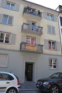 Renovierte 1.5-Zimmerwohnung an zentraler Lage !!!