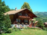 3-Zimmer-Wohnung mit zusätzlichem Einliegerzimmer in Grindelwald
