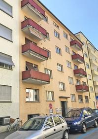 1.5-Zimmerwohnung an zentraler Lage in Zürich !