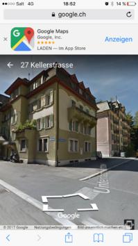 Zentrale 3-Zimmer Wohnung in Luzern