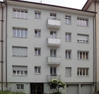 2.5-Zimmerwohnung im 2. Obergeschoss