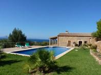 Grosse Finca mit Pool, Gartenanlage und BBQ in Mallorca