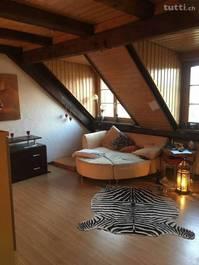 2,5 Zimmer Dachwohnung