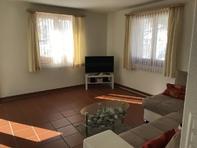 3.5 Zimmer Wohnung am Bahnhof Samedan mit Bergsicht
