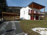 Zu Vermieten : Neues Haus oberhalb Biel