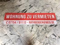 Frisch sanierte Mietwohnung Murg Wohnung 68m² Preis: 730 sfr