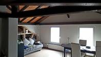 Originelle Dachwohnung