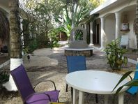 Vier Wohnvillas in tropischem Garten - Playa del Carmen, Mexiko