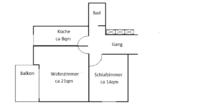 2 Zimmer Wohnung in Dietlikon
