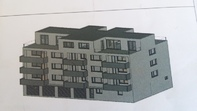 Moderne 2-Zimmerwohnung neu reunoviert