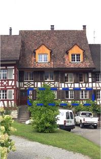 3 Zimmer Wohung in Riegelhaus