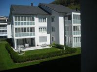 Moderne Wohnung mit Garten inkl. zwei Tiefgaragenplätze sucht Ehepaar oder junge Familie