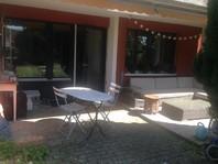 möbl. Whg von Ende Juli bis Ende Okt. nähe Wohlensee mit grosszügigem Gartensitzplatz