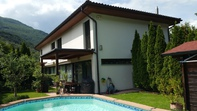 Casa 5,5 locali con piscina da privato a Camignolo