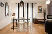 Spezielle, moderne 2-Zimmer Wohnung