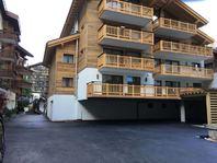 Neubau beim Bahnhof Zermatt 3 1/2 Zimmerwohnung zu vermieten