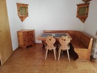 3 Zimmerwohnung in Casaccia, Bergell
