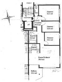 Gemütliche 4.5 Zimmer-Wohnung zu vermieten