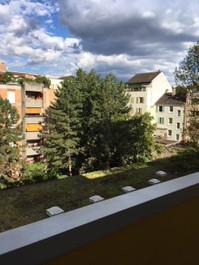 helle, gemütliche 3.5 Zimmerwohnung in Basel, Garagenbox vorhanden