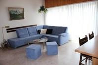 Appartementhaus  MIREILLE: 3.5-Zimmer-Attikawohnung mit Wohn-Estrich grosser Balkon süd mit wunderschöner Aussicht