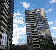 2.5 Zimmerwohnung im 12. Stock sofort zu vermieten