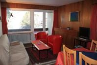 Appartementhaus FORTUNA, helle 2.5-Zimmerwohnung mit Balkon