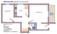 gemütliche 2 Zimmer Wohnung auf Bauerhof