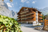 Edelweiss - Exklusive 2.5-Zimmerwohnung mit grossem Balkon Südwest