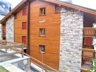 Appartementhaus TOPAS zentral gelegenens Studio, wie neu, mit Südbalkon