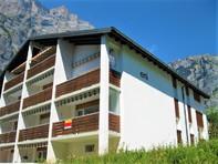 Appartementhaus ERLI, 1.5-Zimmerwohnung in zentraler, ruhiger Lage mit Südbalkon