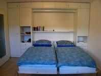 1.5 Zimmerwohnung im Haus Salute, mit Balkon und Garage