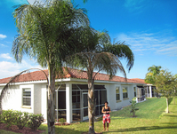 Villa in Südwest Florida mit einmaliger Seesicht