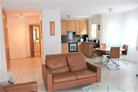 RESIDENZ EDELWEISS, exklusive 3.5 Zimmerwohnung DE LUXE mit Cheminèe und grossem Balkon Südost