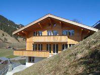 Lenk im Simmental: 3.5-Zimmer-Dachwohnung zu vermieten