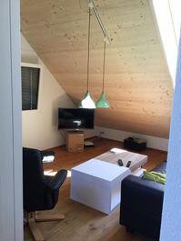 Dachwohnung 3 1/2-Zimmer