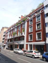 Bel appartement de 2.5 pièces au 3ème étage!