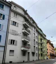 Zentrales 2.5-Zimmerwohnung im Tribschenquartier Luzern !