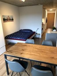 1-Zimmerwohnung zur Untermiete von Ende Juni bis Ende Oktober 2019