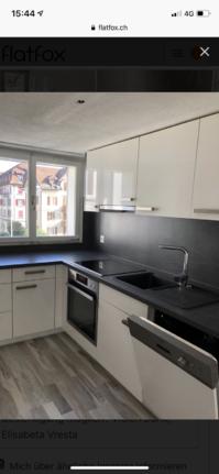 3,5 Zimmer Wohnung In Zentrum von St. Gallen
