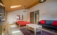 Haus GOLIATH, renovierte 1.5-Zimmerwohnung
