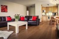 RESIDENZ EDELWEISS, exklusive 3.5 Zimmerwohnung DE LUXE mit grossem Balkon Südost