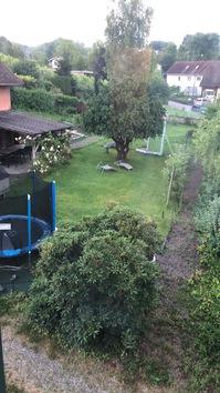 Grosse Wohnung, grosser Garten