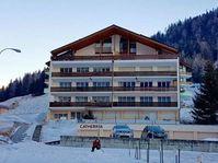 Grosse 3.Haus Catherina, 5-Zimmerwohnung in bester Lage Balkon mit wunderschöner Aussicht