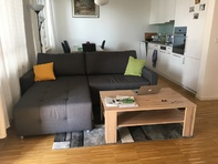 Befristet: ganze Wohnung (2.5 Zimmer) für einen Monat