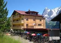 2-Zi-Wohnung in Mürren, Berner Oberland