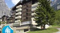 Haus Flüe, gemütliche und sonnige 2-Zimmerwohnung mit Balkon Süd