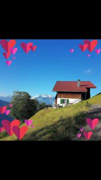 Zu vermieten Berghaus, Maiens�s