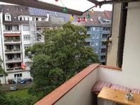 Gemütliche 2.5-Zimmer-Stadtwohnung mit Balkon!