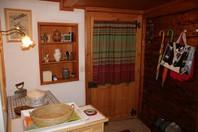 Haus Heimatkunst, gemütliche 2.5-Zimmerwohnung im Zentrum von Leukerbad